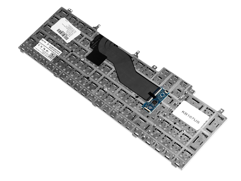 Keyboard for Laptop Dell Latitude E6520 E6530 E5520, Dell Precision M2800 M4600