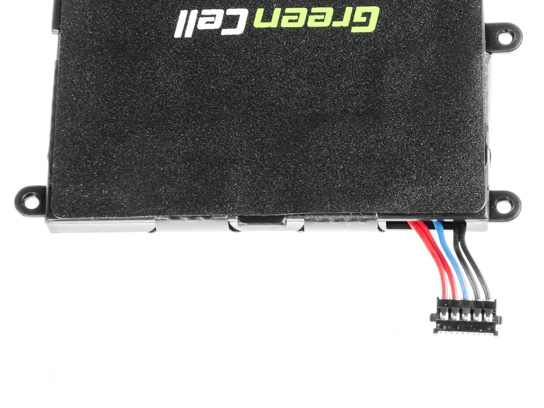Batteri Green Cell SP4960C3B för Samsung Galaxy Tab 2 7,0 P3100, Fliken 7.0 Plus P6200