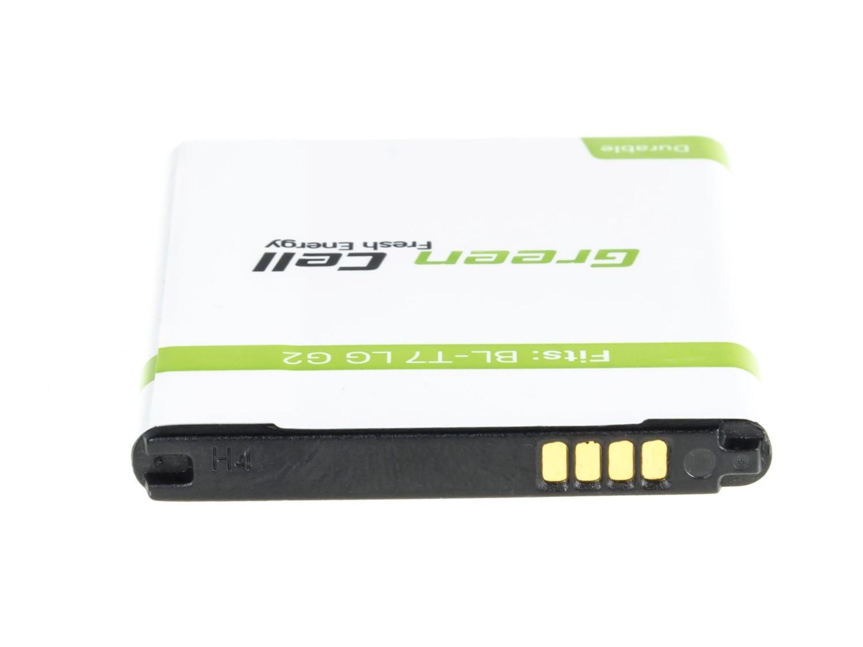 Batterier Green Cell BL-54SH für das Telefon LG G3s