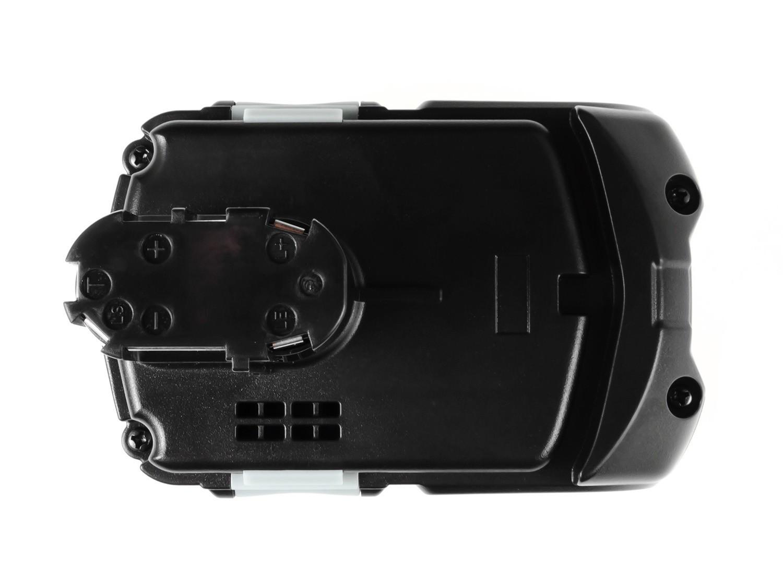 Green Cellverktygsbatteri för Hitachi BCL1815 C18DL 18V 2Ah