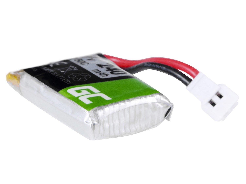 Green Cell RC Batteri för Syma S026 S026G S105 S107 S108 S108G S111 3.7V 240mAh