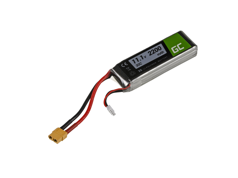 Green Cell RC Batteri 2200mAh 11.1V