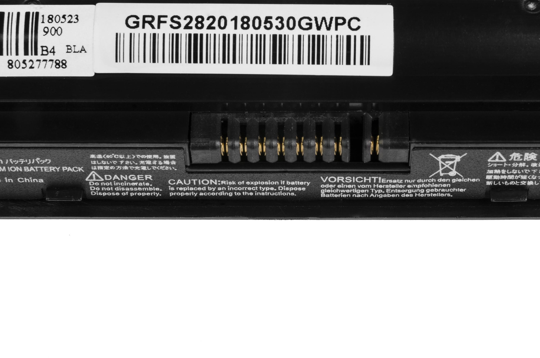 Fujitsu Lifebook A532 AH532 / 11,1V 4400mAh