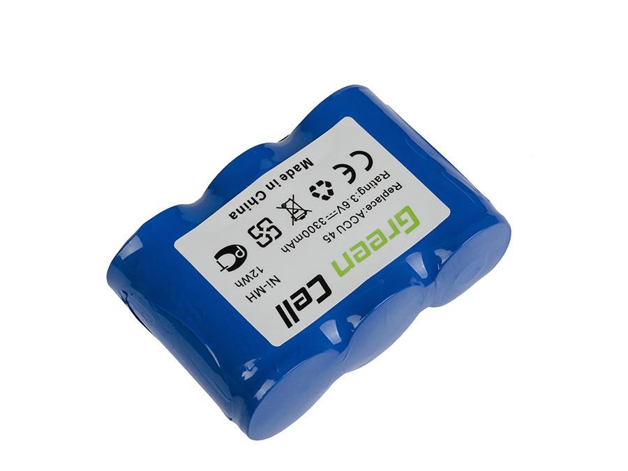 Green Cell gräsklippare Batteri för Gardena Accu 45 8808-20 Accu 8800-20 8810-20