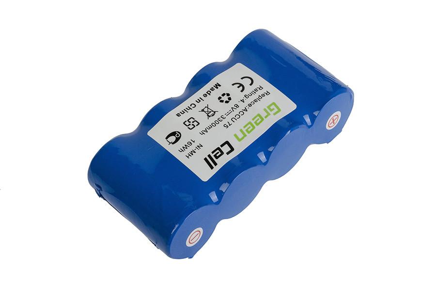 Green Cell gräsklippare Batteri för Gardena Accu 75 8802-20 8816-20 8818-20