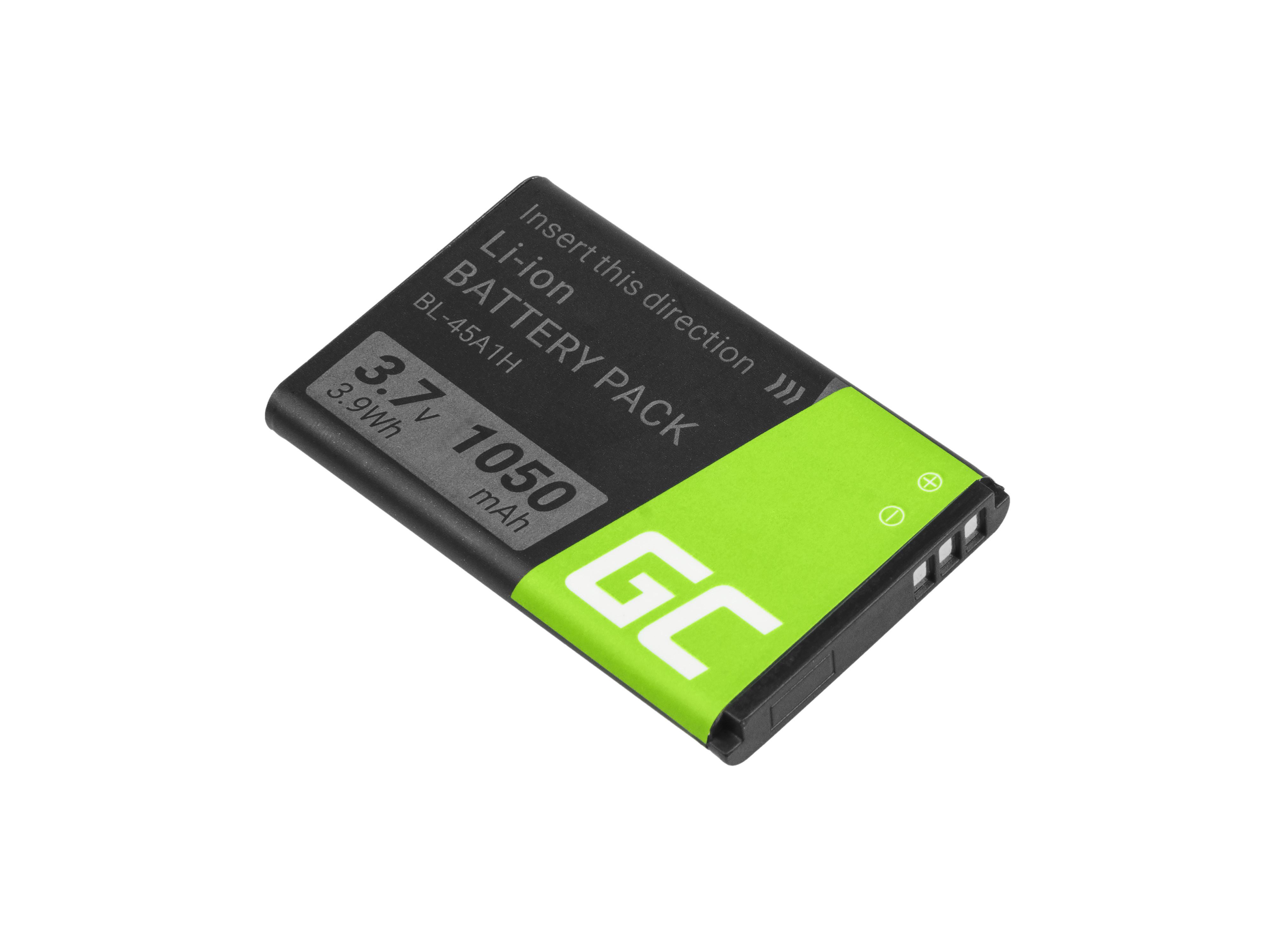 Green Cell BS-09 BS-16 Telefon batteri för myPhone Easy Flip Halo