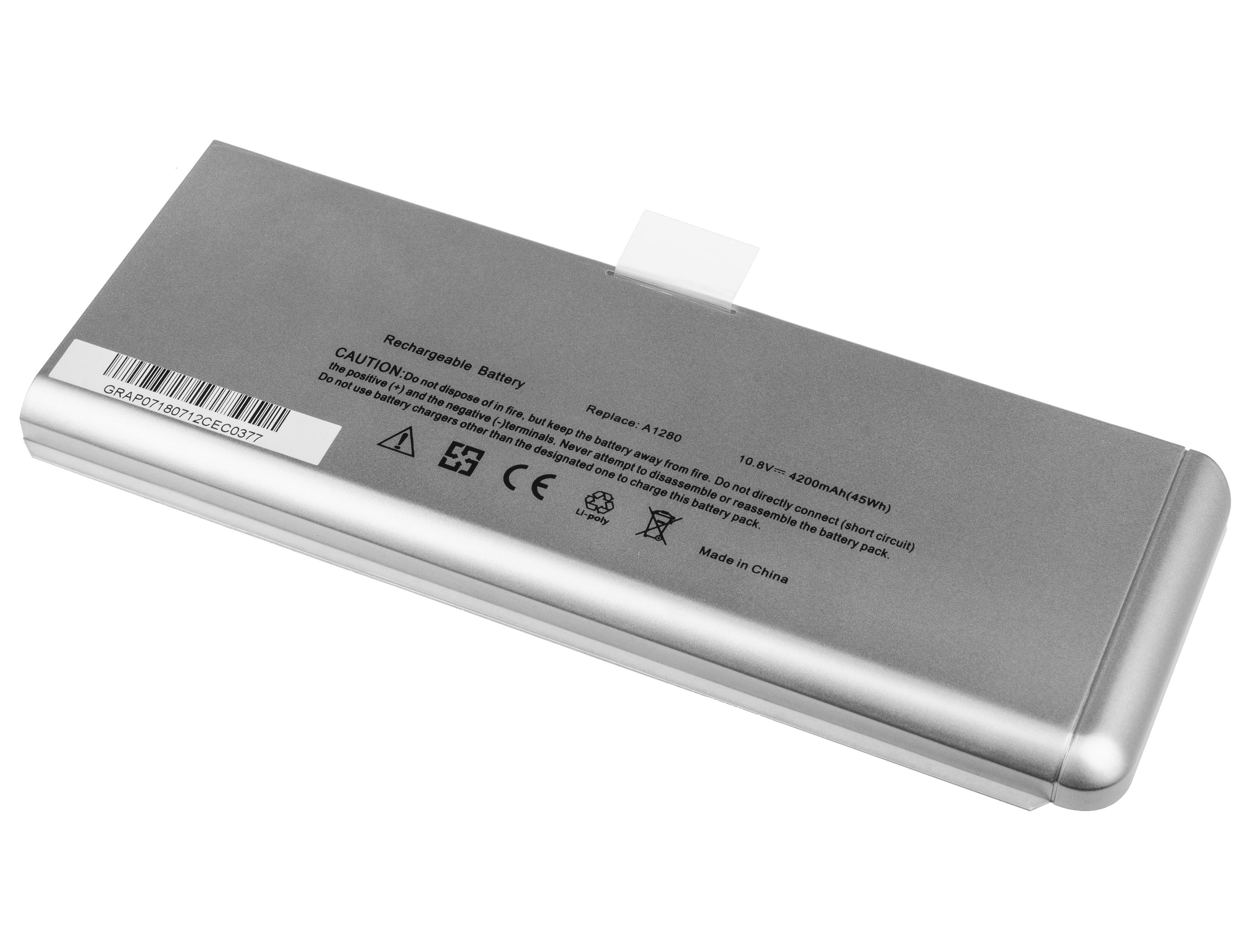 Apple Macbook 13 A1278 Aluminium Unibody (sent 2008) / 11,1V 4200mAh