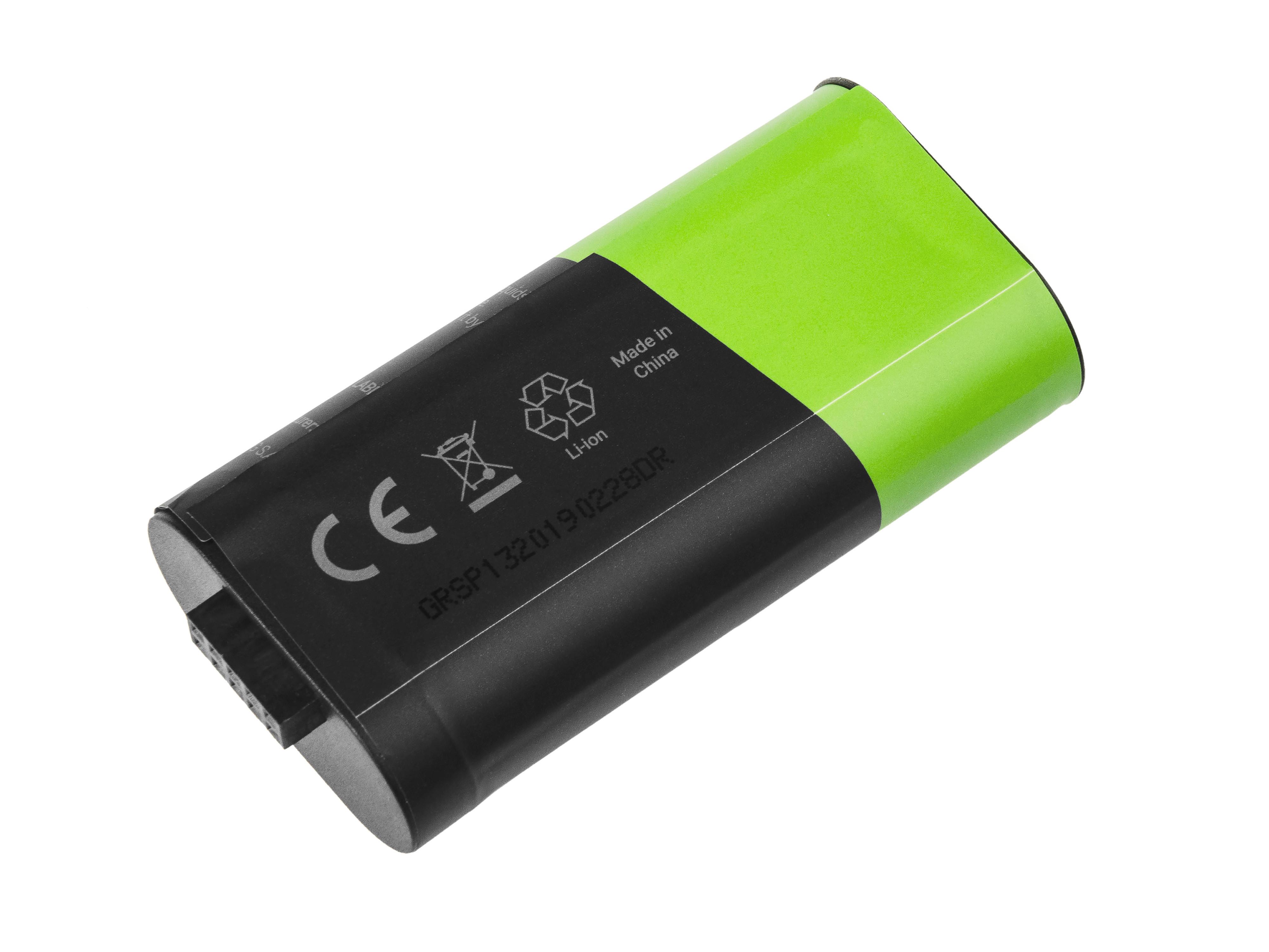 Batteri med Green Cellhögtalare 533-000116 533-000138 för Logitech Ultimate Ears UE MEGABOOM S-00147