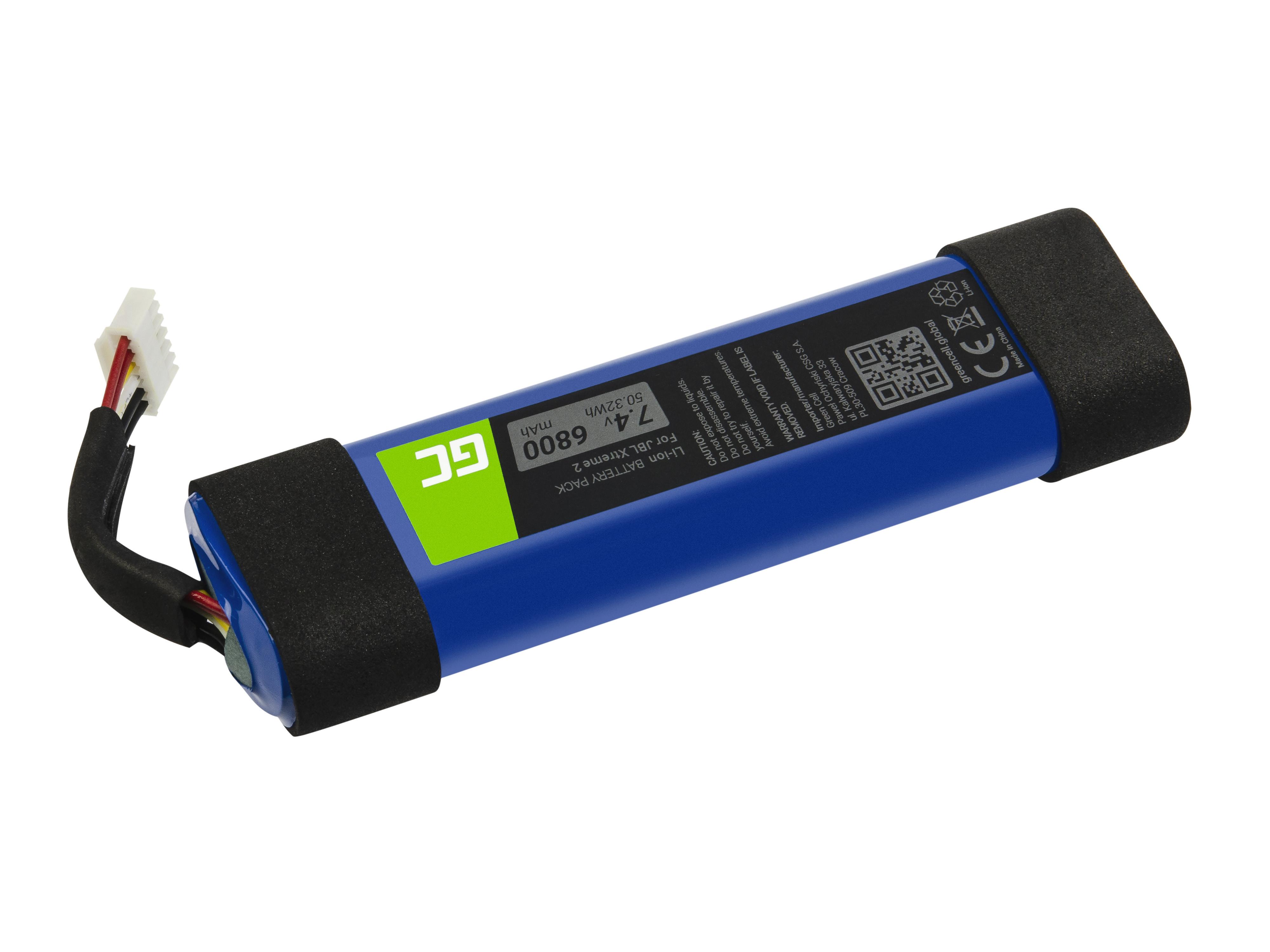 Batteri 2INR19/66-2 gör głośnika JBL Xtreme 2