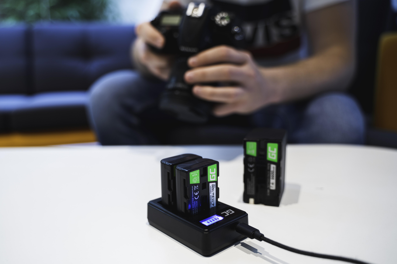 Batteri NB-3L NB3L do Canon Digital IXUS II, PowerShot SD100, IXY Digital 600 3.7V 820mAh