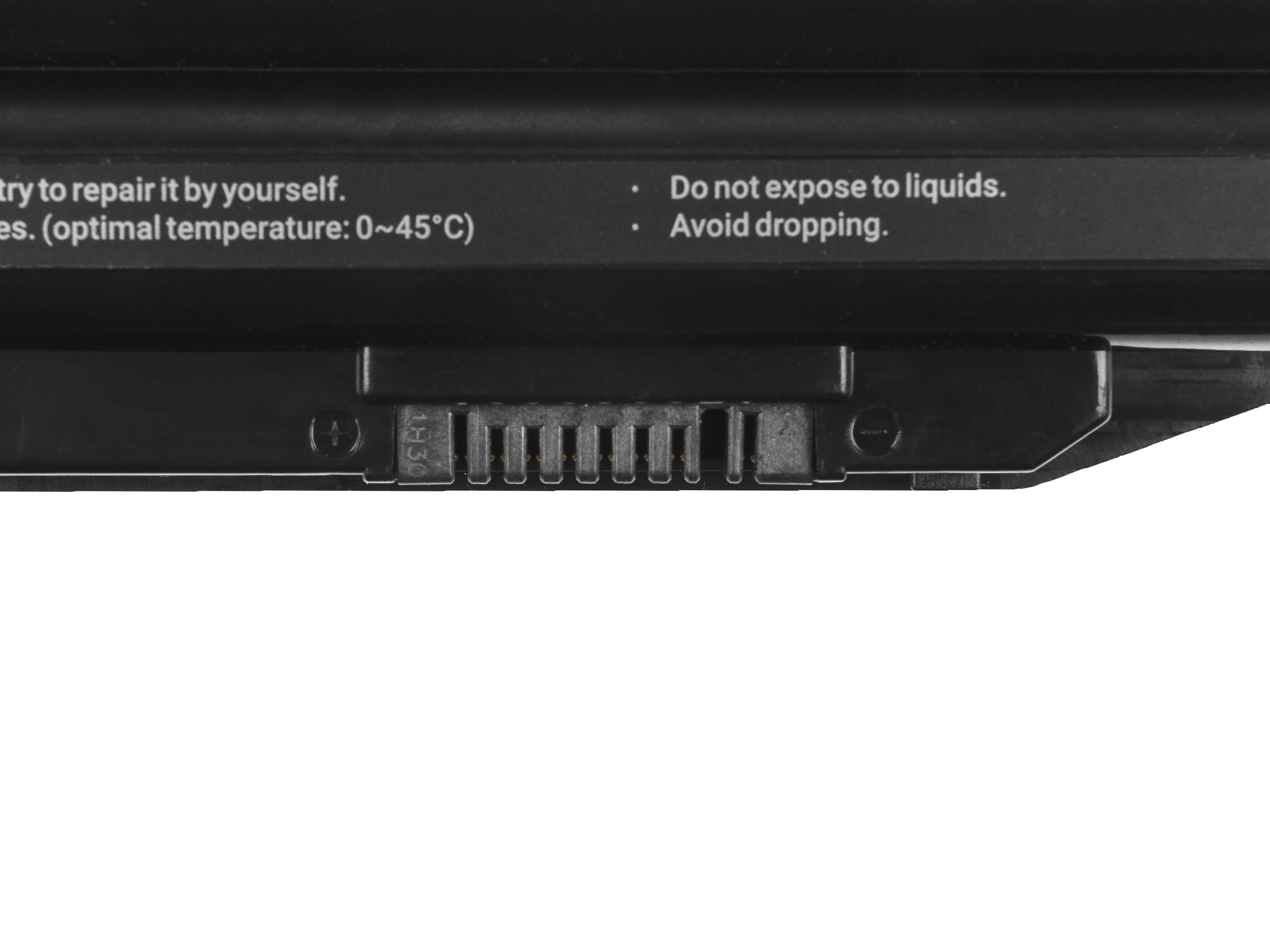 Batteri för bärbar dator för Fujitsu LifeBook A514 A544 A555 AH544 AH564 E547 E554 E733 E734 E743 E744 E746 E753 E754 S904