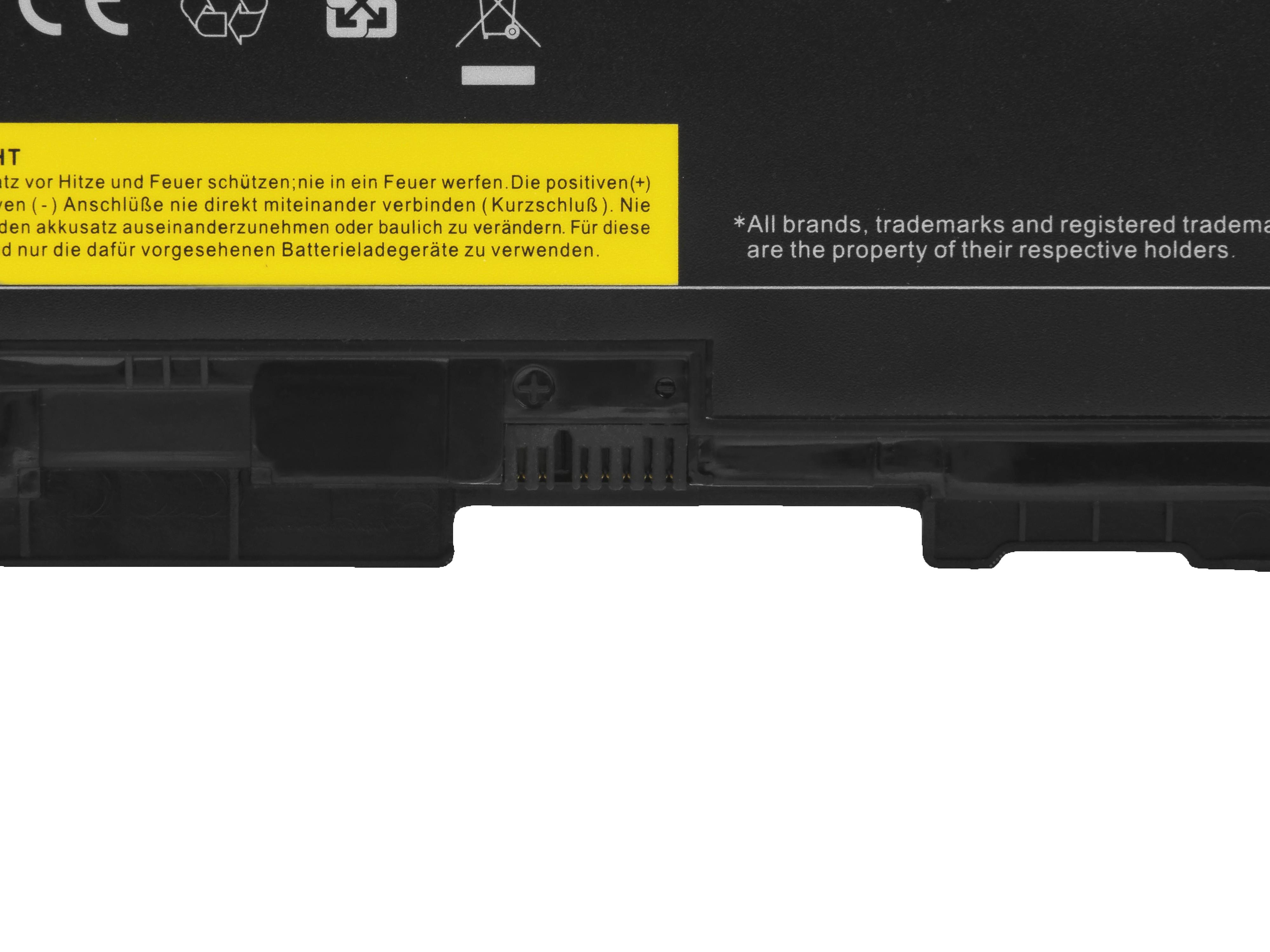Batteri gör Lenovo ThinkPad T400s T410s T410si