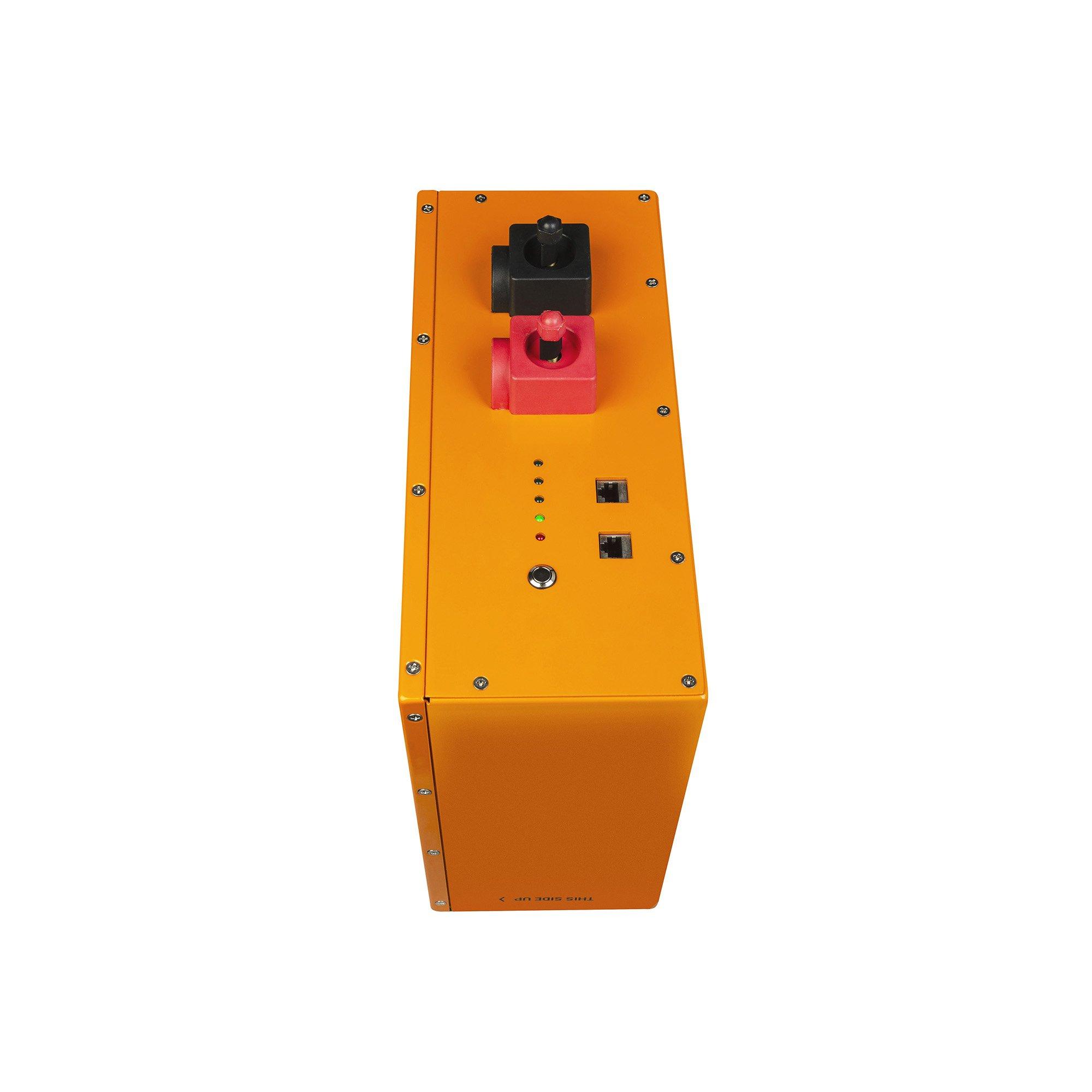 Akumulator litowo-żelazowo-fosforanowy LiFePO4 12.8V 172Ah gör paneli solarnych i kamperów