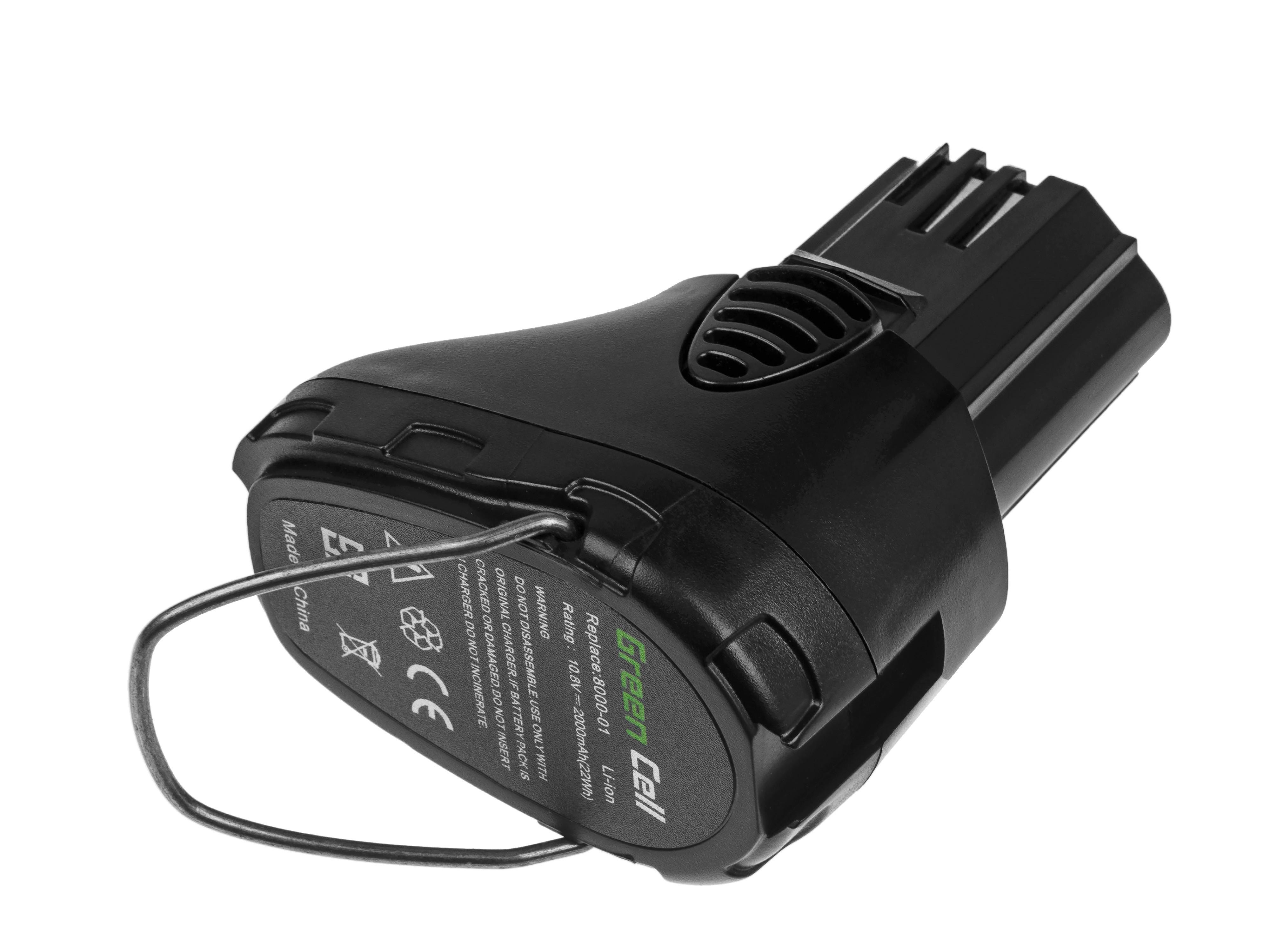 Batteri Akumulator 855-01 855-02 855-45 gör Dremel 8000-01 8001-01 8001-02