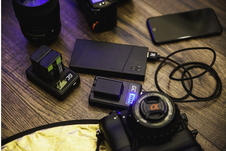 Batteri NP-F960 NP-F970 NP-F975 för Sony 7.4V 7800mAh