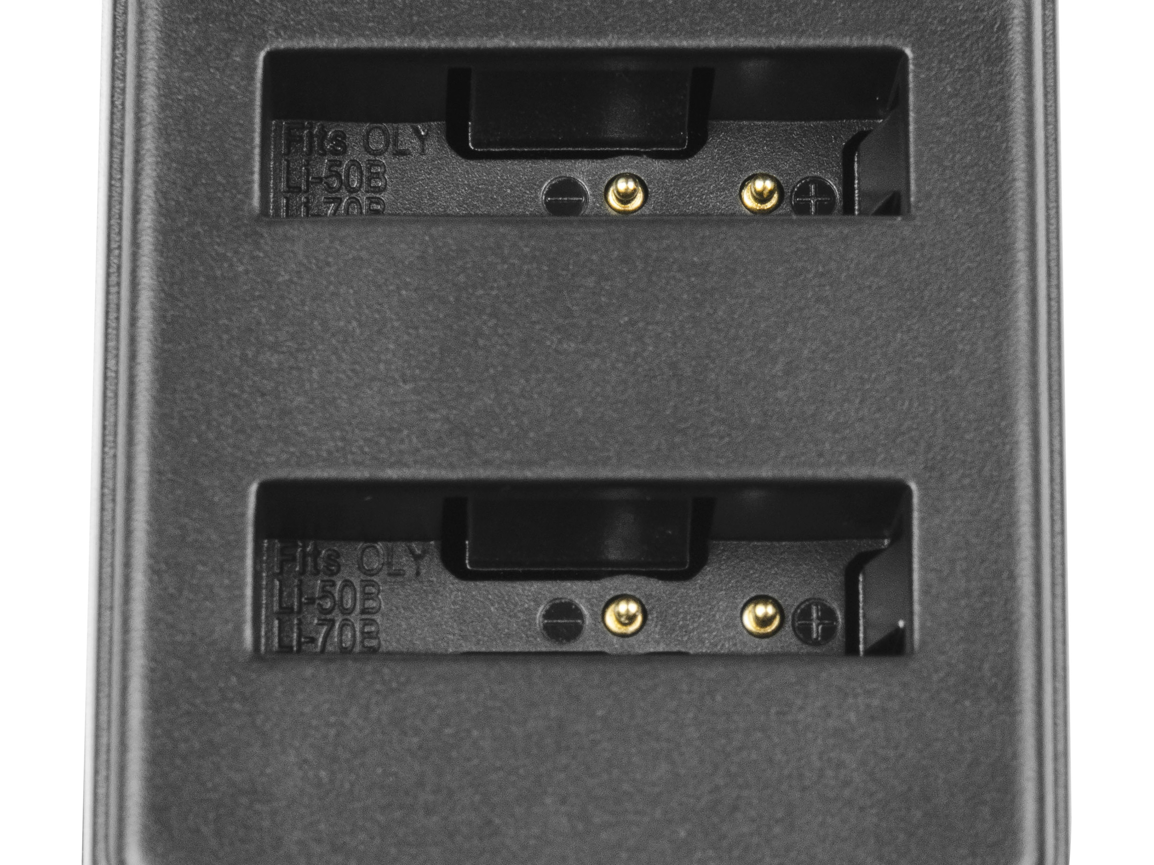 Dubbel Laddare LI-50C för Olympus LI-50B, SZ-15 SZ-16 Tough 6000 8000 TG-810 TG-820 TG-830 TG-850 VR-370 XZ-1