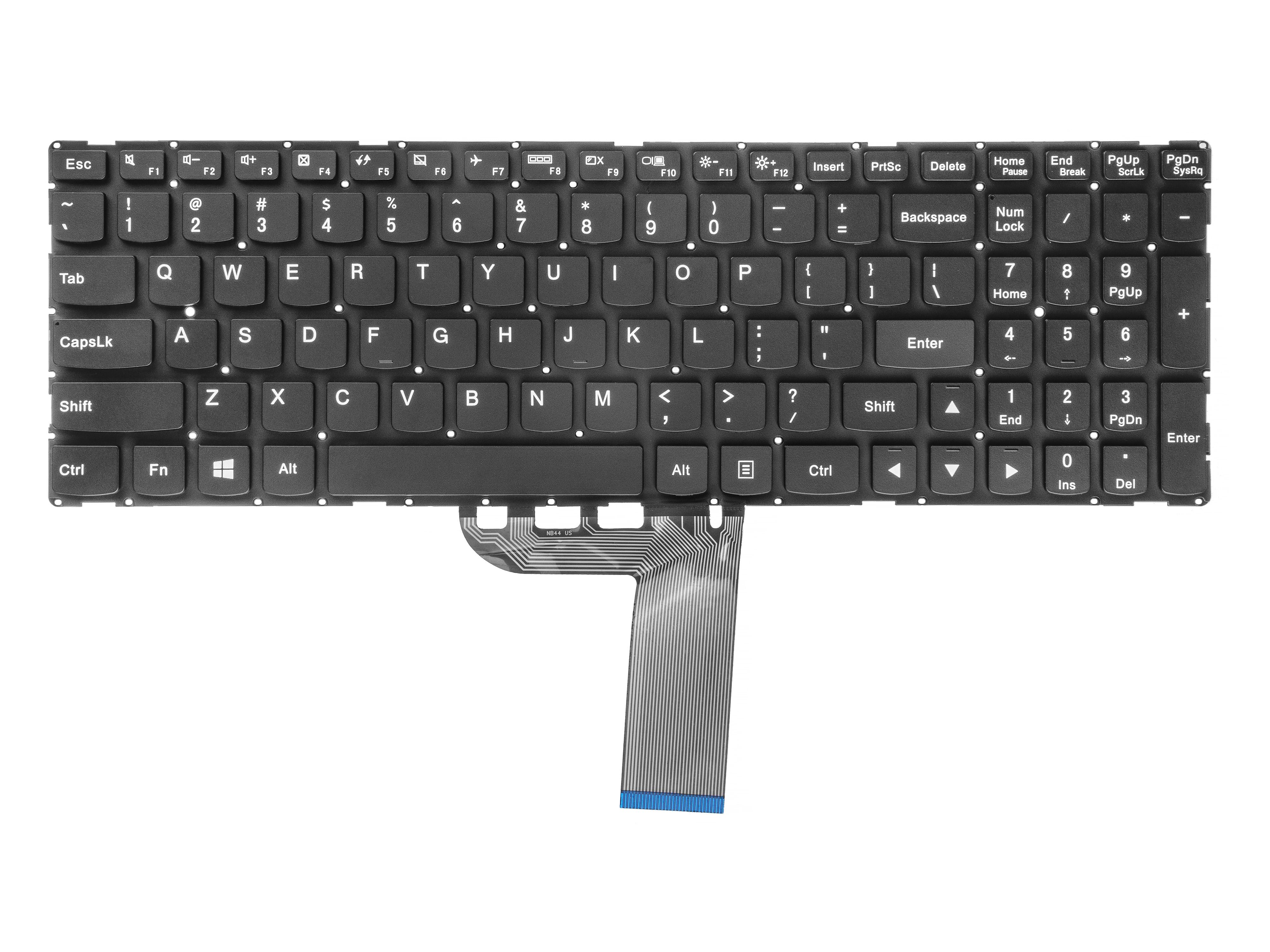 Keyboard for Laptop Lenovo E50-80 E51-80 G50-30 G50-45 G50-80 G51-35 G70-35 QWERTY US