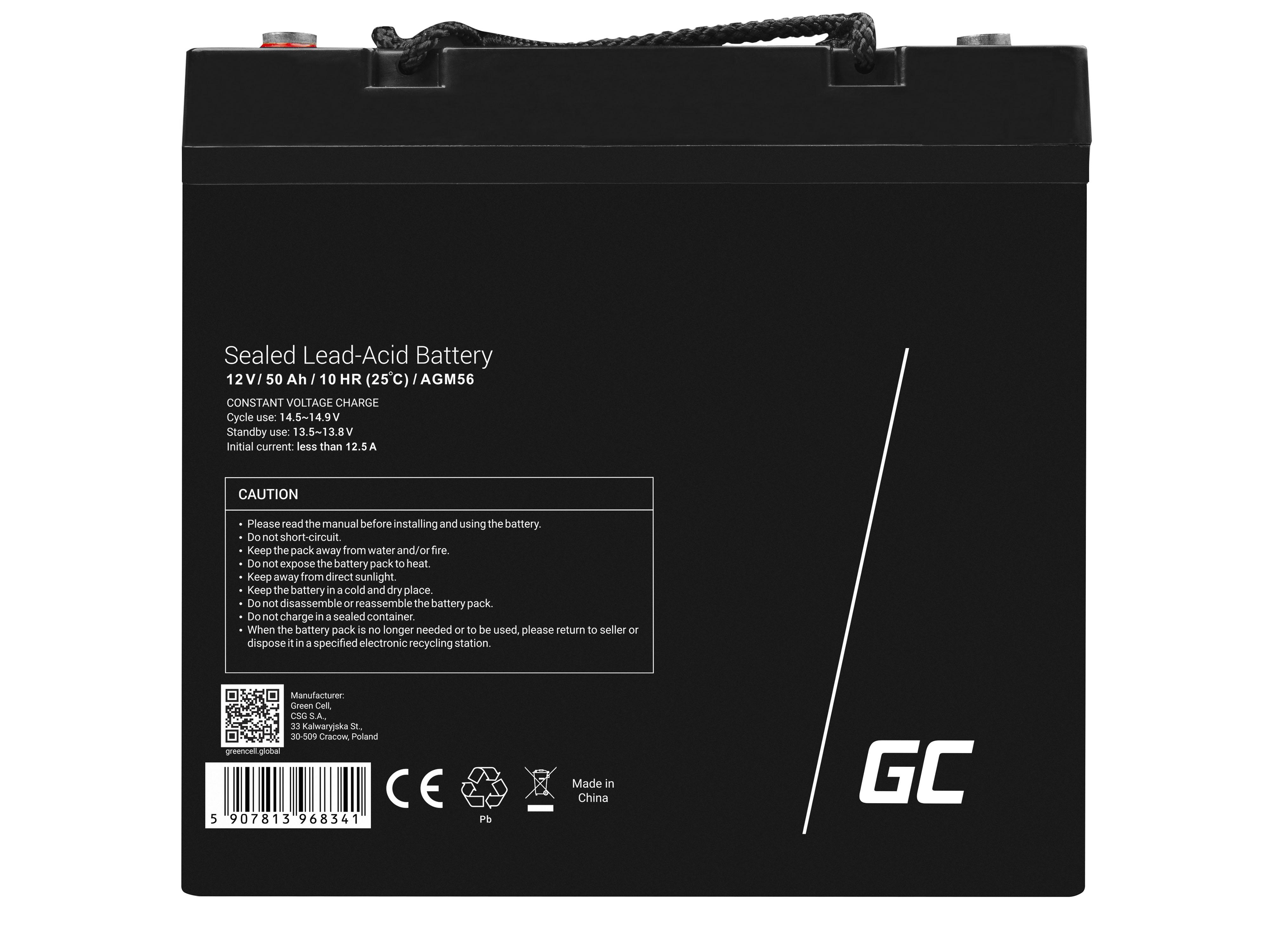 AGM GEL Batterie 6V 1,2Ah Blei Akku für Alarmsysteme und Spielzeug