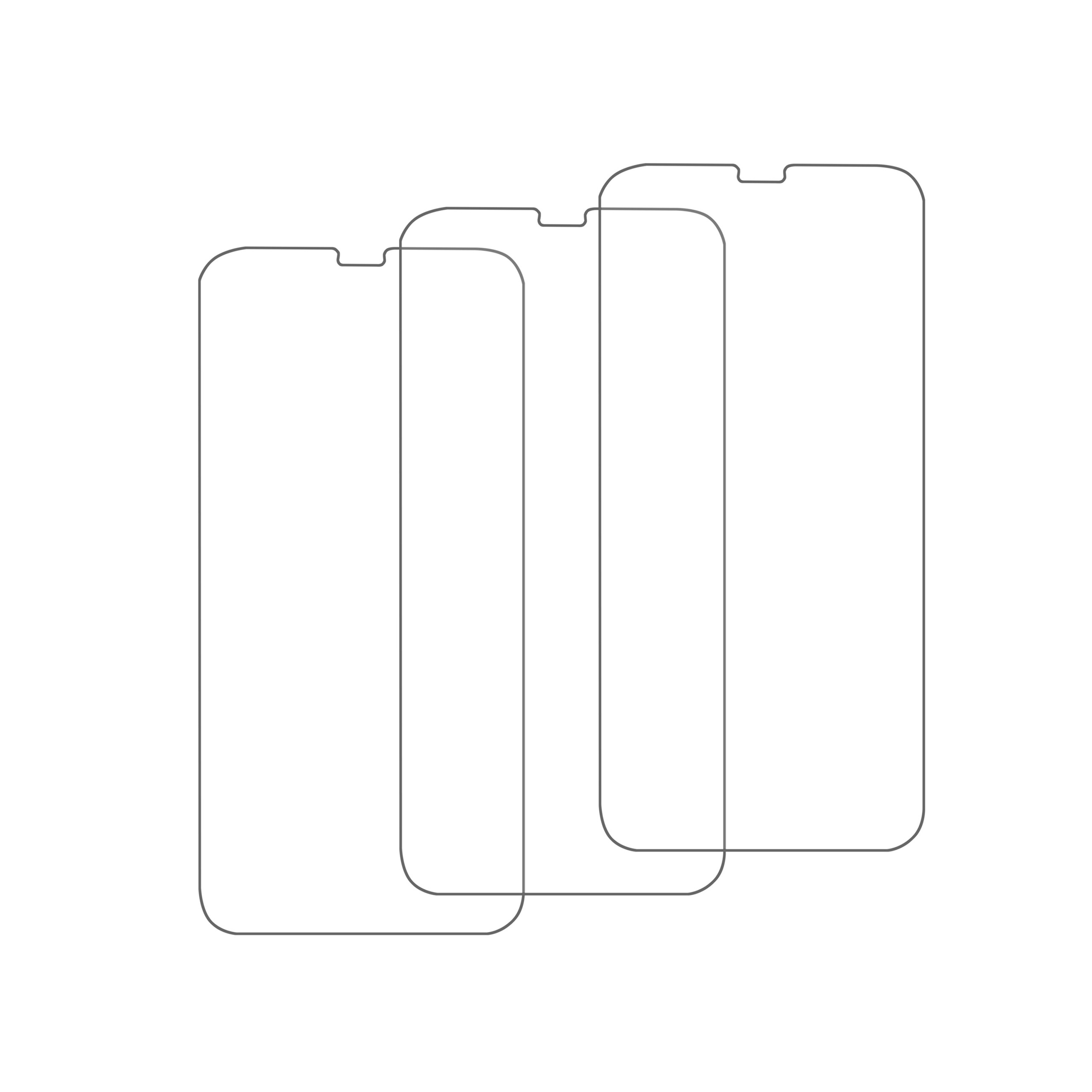 GC Clarity Screen Protector for Apple iPhone X / XS / 11 Pro