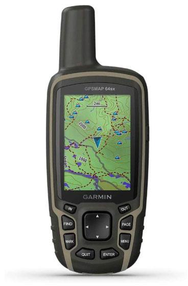 GPS-batterier